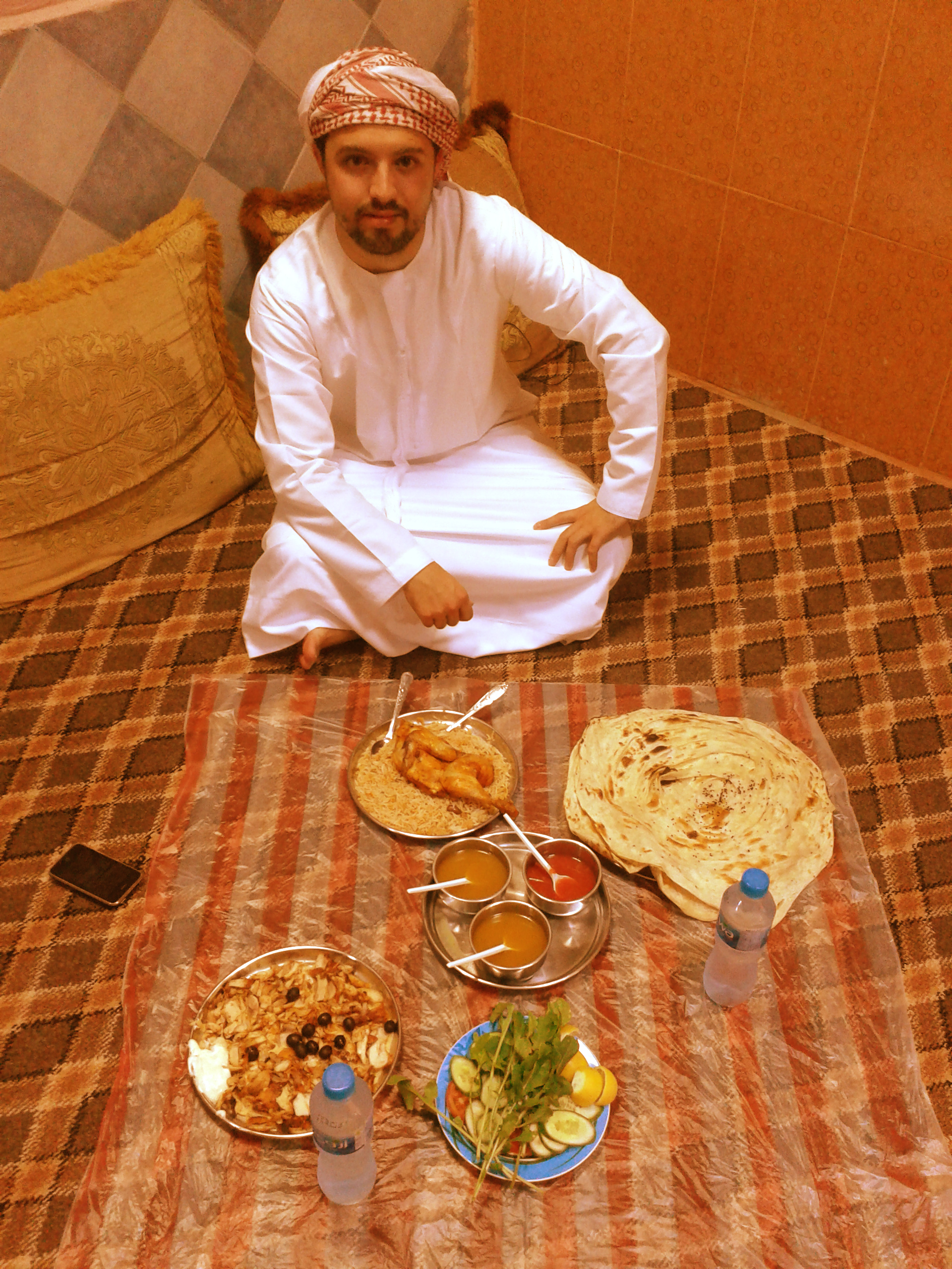 Arabic food a first time every day for Arabic cuisine in dubai